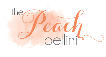 Client Spotlight  – The Peach Bellini Blog