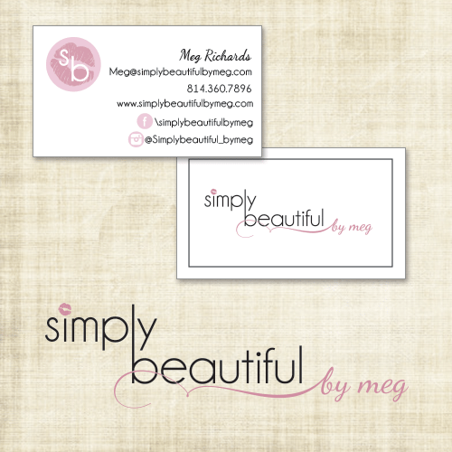 Simply Beautiful by Meg